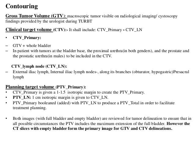 Controversy regarding PTV margin • Organ motion is the dominant source of error • Magnitude of the error depends on the re...