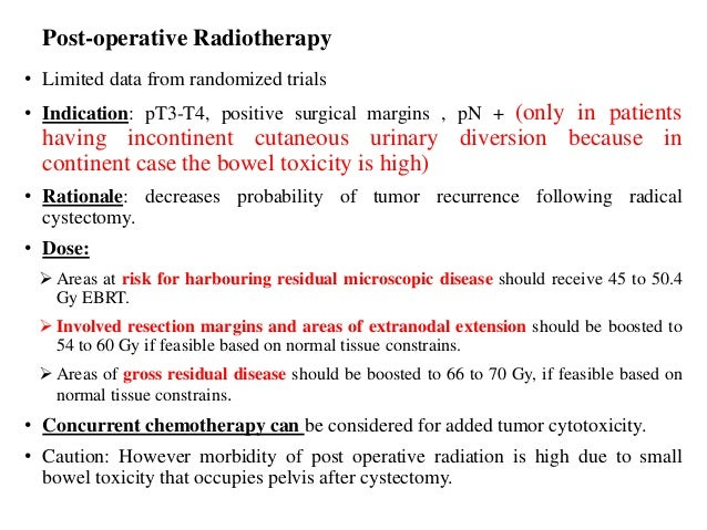Interstitial Brachytherapy • Combined with EBRT to provide a radiation boost to the primary tumor • Indication: Solitary T...
