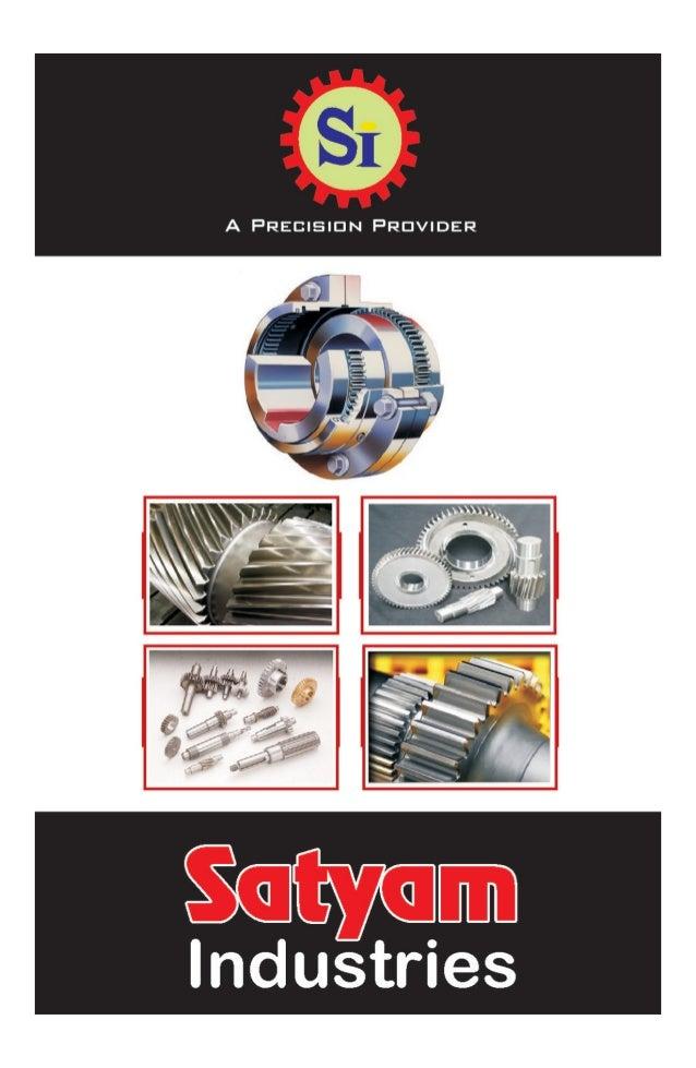 Satyam Industries, Rajkot, Industrial Gears & Rack