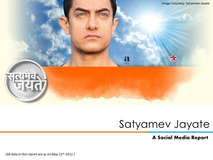 Image Courtesy: Satyamev Jayate                                                      Satyamev Jayate                      ...