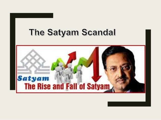 conclusion to satyam scam The satyam scam in 2009, sent shock waves through india inc and in its wake altered the corporate governance landscape in india permanently conclusion in the years since the satyam scam broke out, substantial changes have been made with respect to corporate governance in india.