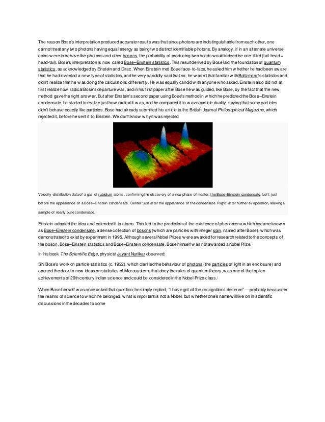 satyendra nath bose biography pdf download