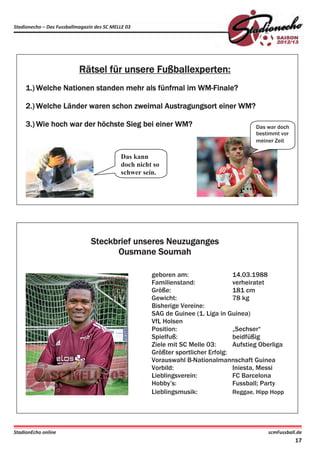 Papenburg Fußball