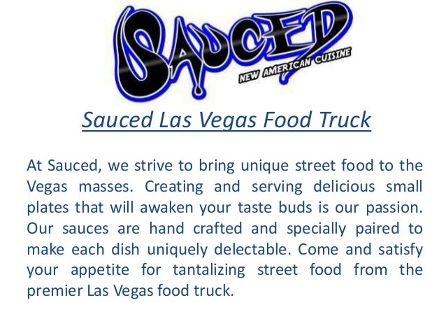 Sauced Food Truck