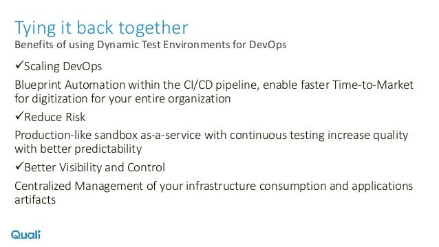 Implementing devops at scale using dynamic environments environments for devops 25 malvernweather Image collections
