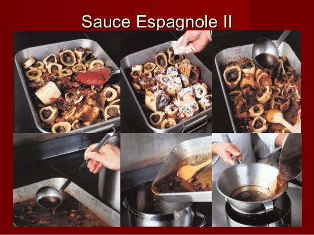 Sauce Espagnole IISauce Espagnole II