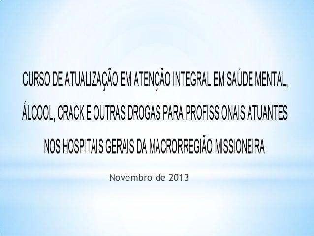 Novembro de 2013