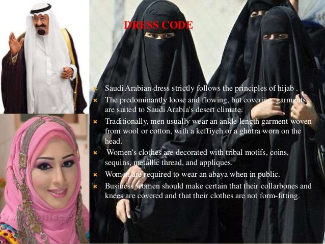 Facts About The Arab Traditional Clothing