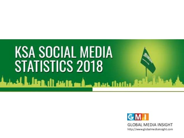 Social Media Usage Statistics of Saudi Arabia