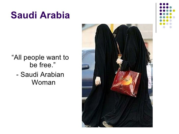 Gender inequalities in saudi arabia