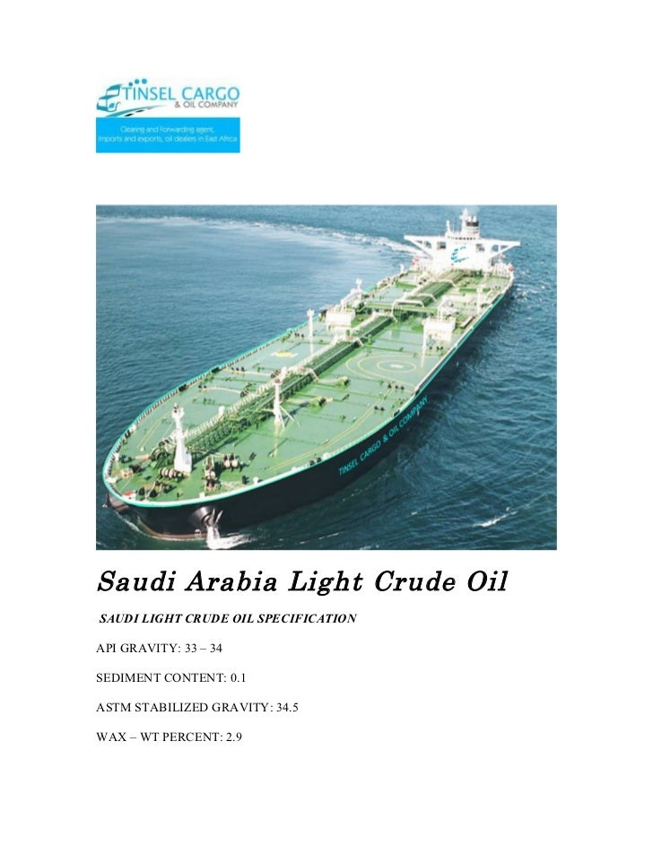 Light Crude Oil Futures