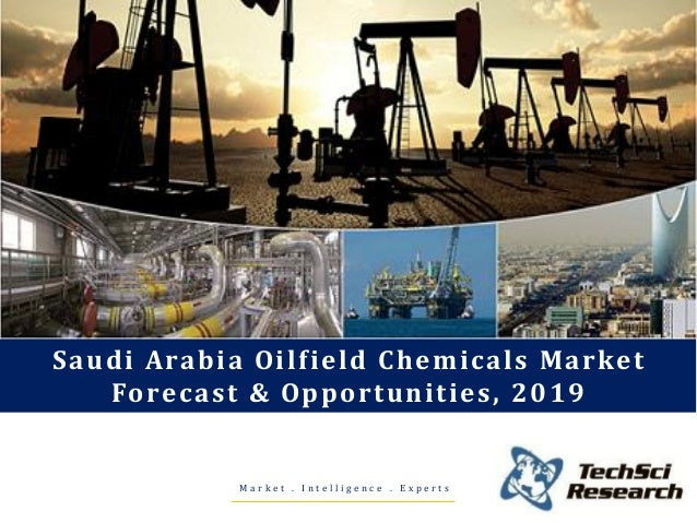 Saudi Arabia Oilfield Chemicals Market Forecast and Opportunities, 20…