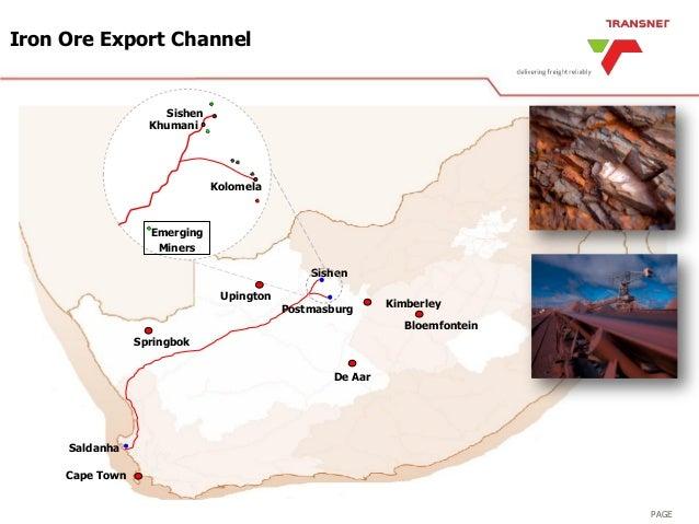 Saudi Arabia Railway Organisation Visit To Transnet Iron