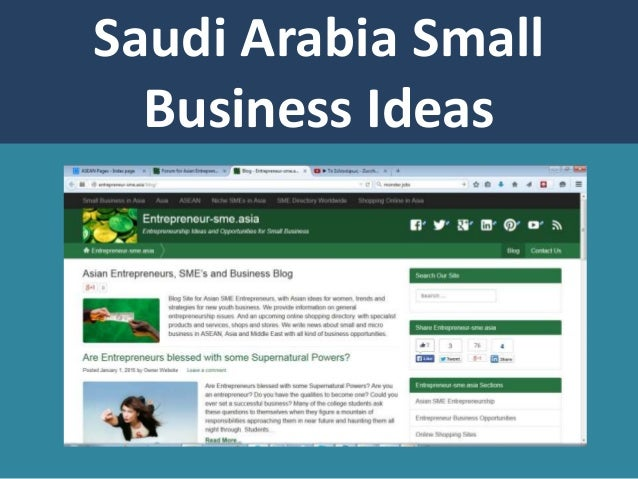 strategies for smes in saudi arabia Full text of saudi arabia's vision 2030  (smes) are among the most  to ensure the realization of saudi arabia's vision for 2030,.