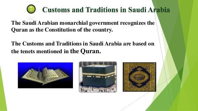 Dating customs in saudi arabia