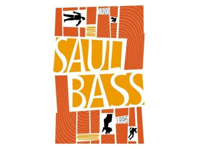 About Saul Bass...Saul Bass (1920-1996) was anAmerican graphic designerwho became famous for hiswork in film and classic l...