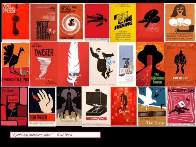 saul bass film