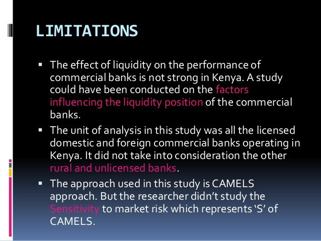 Analyzing Financial Performance of Commercial Banks in ...