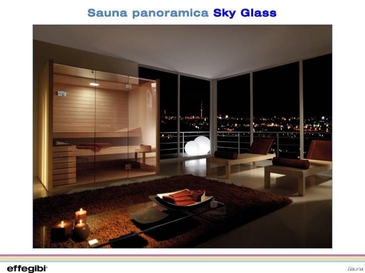 Stunning sauna panoramica sky glass sauna with saune per casa - Cabine sauna per casa ...