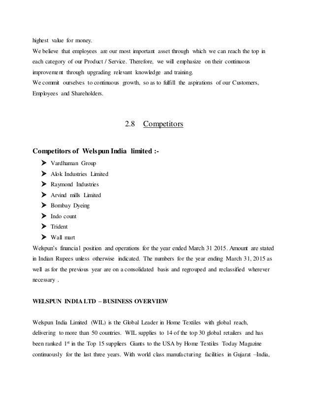 summer training report alok industries ltd vapi Alok-industries-internship-ppt - authorstream presentation  ltd, vapi:  textile internship alok industries ltd, vapi.