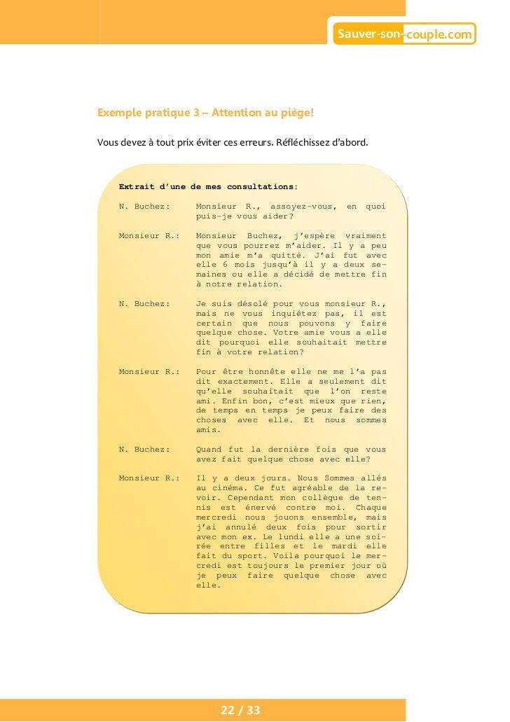 comment sauver son couple pdf gratuit