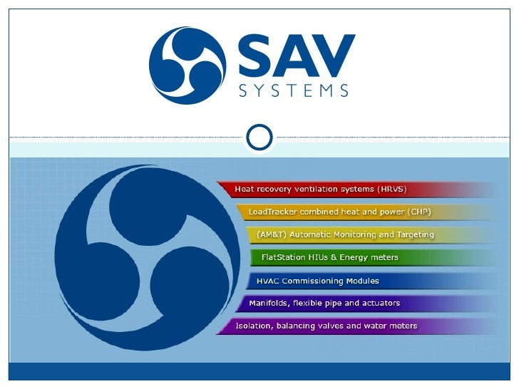 Load Tracker CHP SpecificationsEC Power is SAV Systems' chosen partner for CHP. We were attracted to theiraward-winning Lo...