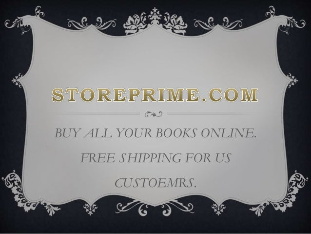 Purchase Books Online Free Shipping