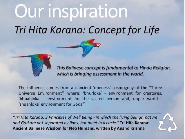 Tri Hita Karana Foundation