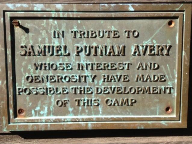 Save Camp Aya-Po - Somers, CT