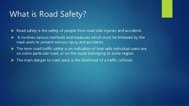 safe drive save life essay