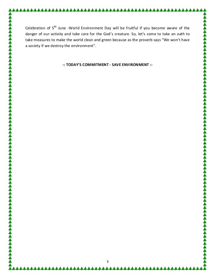 """protect the environment essay for kids Why protecting our environment is so important """"when we were kids why should we protect our environment essayone may ask why there is so much."""