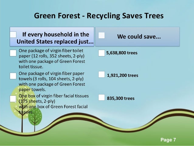 Save paper to save forests ppt 2010 - Tell tree dying order save ...