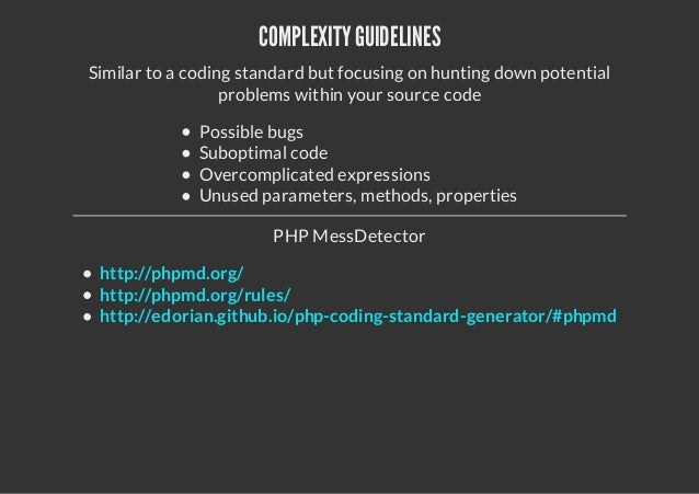 CODERules for structuring our source code that have proven to help withsustainability.