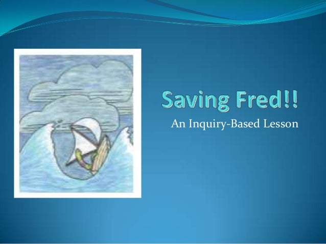 An Inquiry-Based Lesson