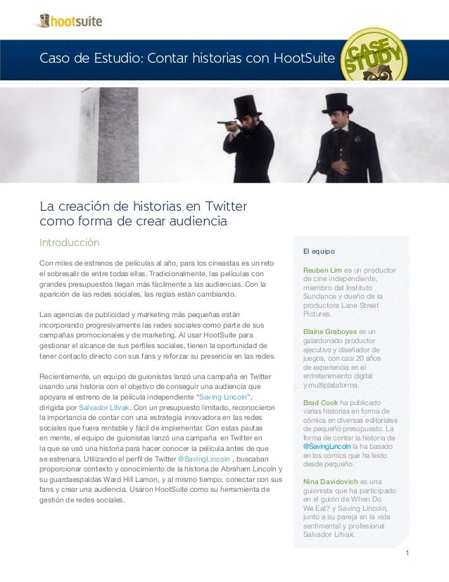 """""""Saving Lincoln"""" Case Study: Storytelling with HootSuite"""
