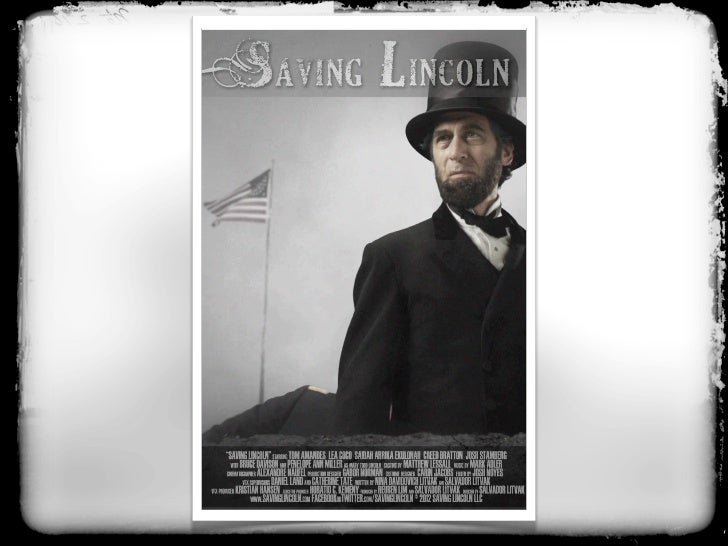 "@savinglincolnHow We Use TwitterTo Promote The IndieFilm ""Saving Lincoln""From Saving Lincoln: President Abraham Lincoln (T..."