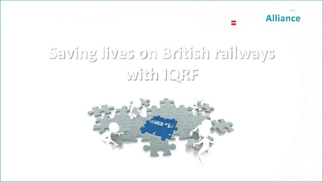 Šimon Chudoba IQRF Alliance, CEO Saving lives on British railways with IQRF