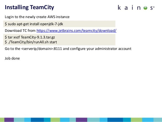 Teamcity 7 Continuous Integration Essentials Pdf