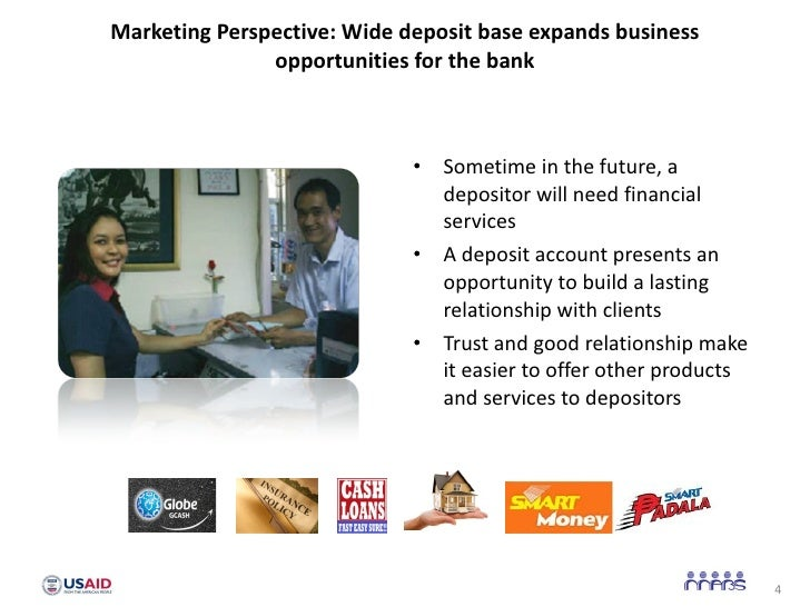 mobilization of deposits Microsave briefing note # 140 success factors of equity bank's agency banking venkata n a and priyank mishra  april 2013   – deposits and withdrawals.