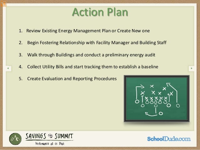 Start maintain an energy management plan it makes good sense from motivation tyingeducation validation it all together evaluation 65 action plan1 review existing energy management plan publicscrutiny Gallery
