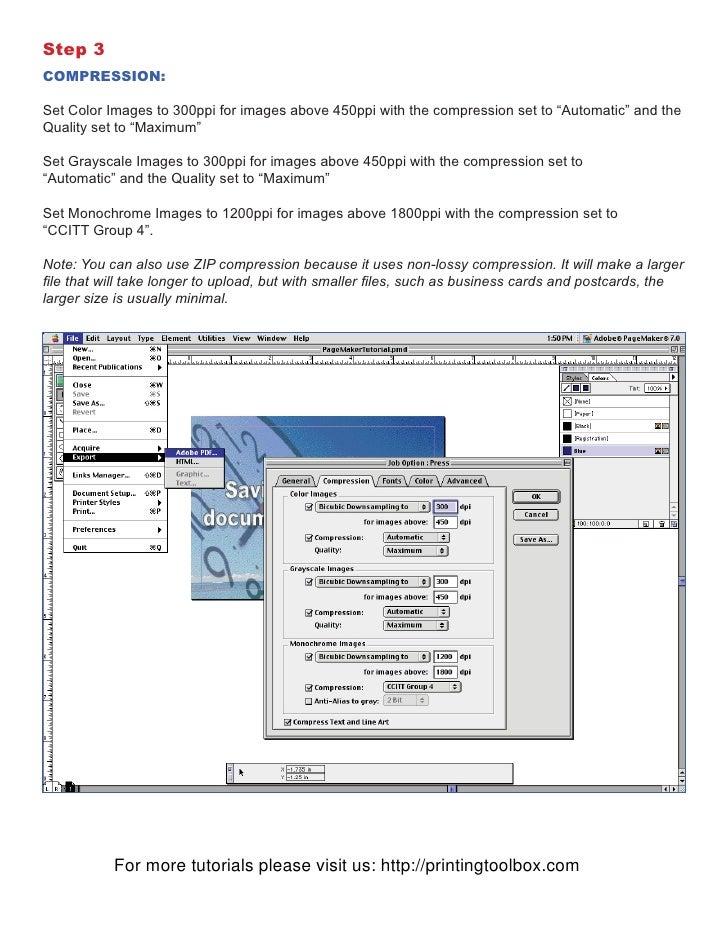 Adobe Pagemaker 7.0 Notes Pdf