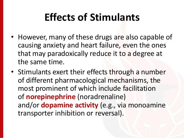 stimulants and their effects essay Drugs, alcohol, stimulants, depressants and theories drugs, alcohol, stimulants predominantly in the system they attain their effects.