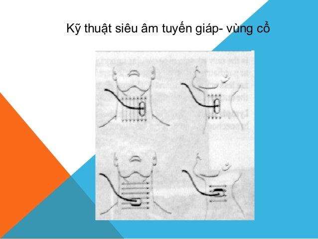 Kỹ thuật siêu âm tuyến giáp- vùng cổ