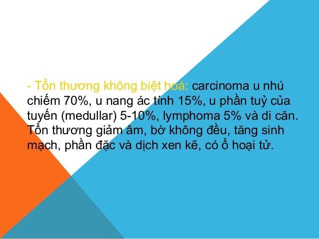 Tuyến cận giáp • Cường cận giáp gây nhược cơ, mất cân, rối loạn cấu trúc xương, thưa xương, nang xương, gẫy tự nhiên, rối ...