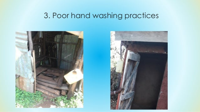 4. Poorly designed / constructed latrines
