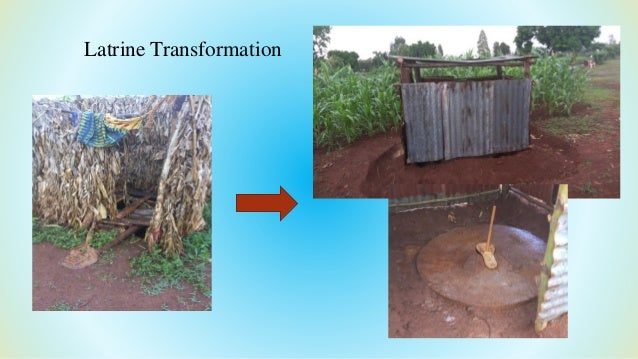Before Smile Toilet Project intervention Latrine floorLatrine Super structure