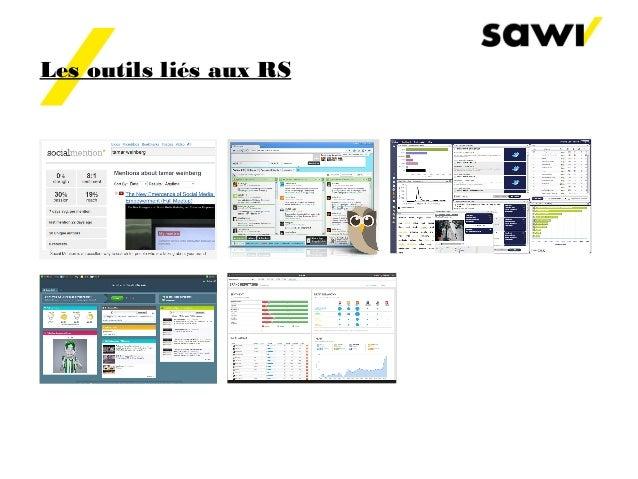 Les outils liés aux RS