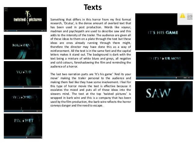 analysis of the movie saw The following analysis reveals a comprehensive look at the storyform for the great gatsby  but i saw that what  and all dramatica analysis of the great gatsby.