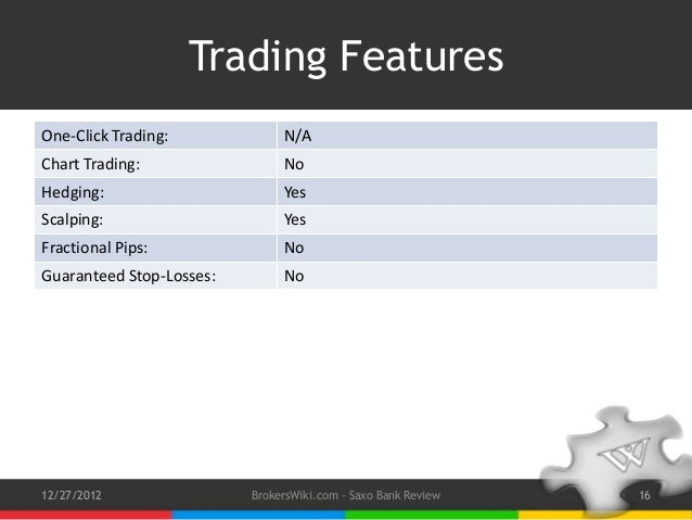Saxo bank forex trading reviews