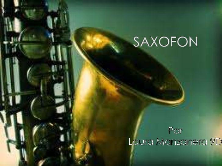 En este informe se hablara sobre el instrumento mas importante del Jazz (si es que    no    es   el  mas importante).
